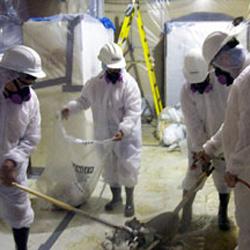 Removing contaminants